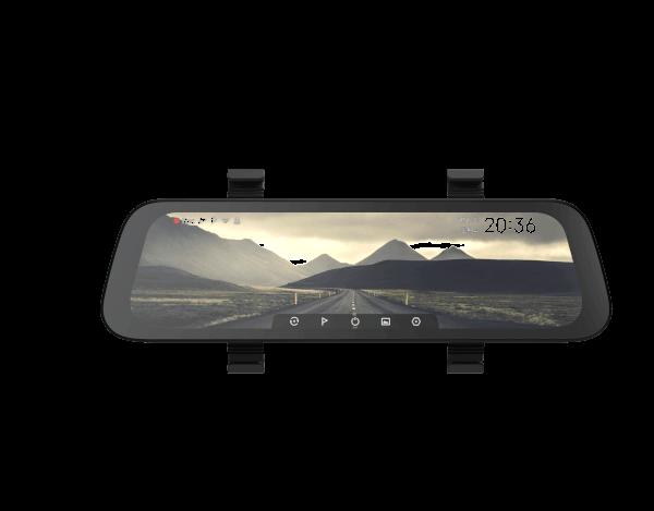 Rearview Dash Cam Wide D07