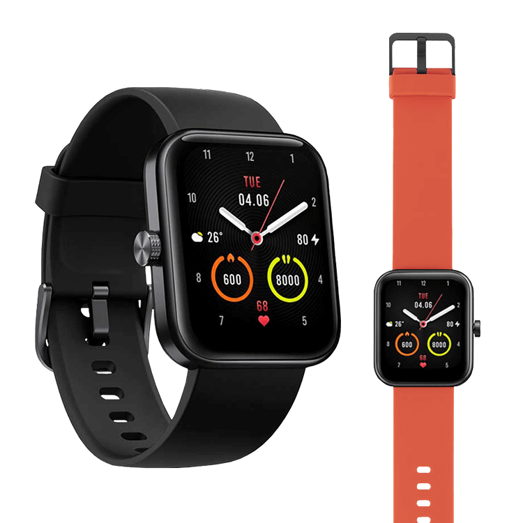 Smartwatch MAIMO czarny + pasek