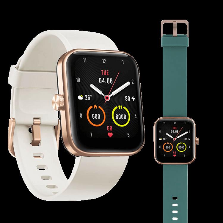 Smartwatch MAIMO złoty + pasek